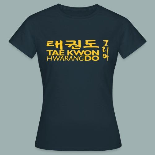 Hwarang Femme - T-shirt Femme