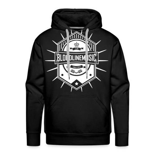 Männer Premium Kapuzenpullover ( Bloodlinemusic) - Männer Premium Hoodie