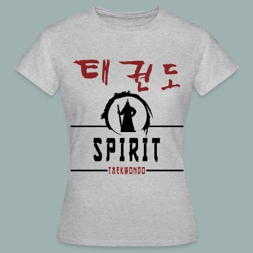 Spirit Femme - T-shirt Femme
