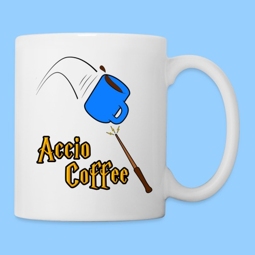 Accio Coffee! (handle on right) - Mug