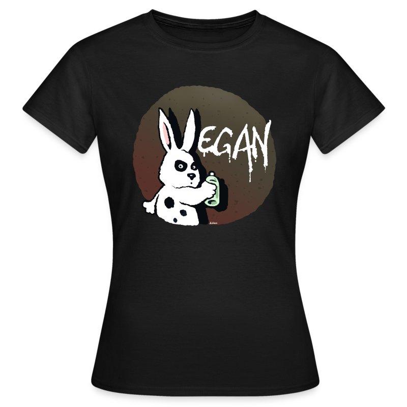 Rabbit (girl) - Frauen T-Shirt