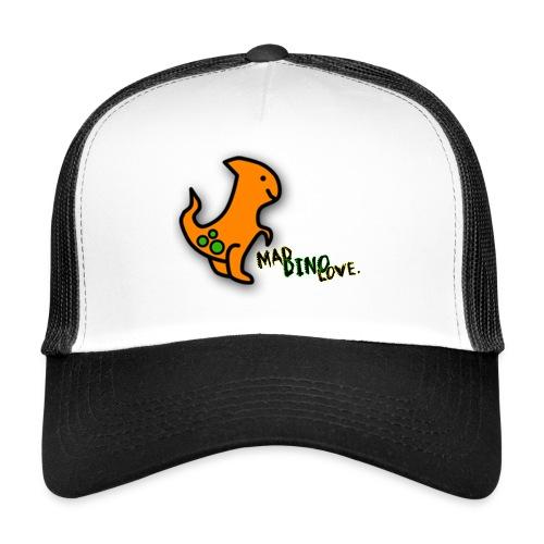 Henry - Mad Dino Love. Baseball Cap - Trucker Cap