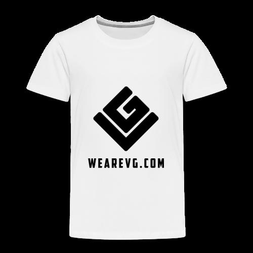 Vybes Kid's T-shirt (White) - Kids' Premium T-Shirt