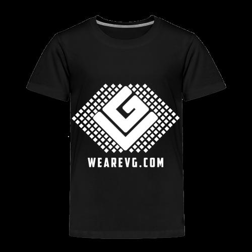 Funky Vybes Kid's T-shirt (Black) - Kids' Premium T-Shirt