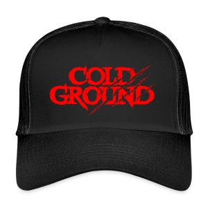 COLD GROUND - Trucker Hat - Trucker Cap