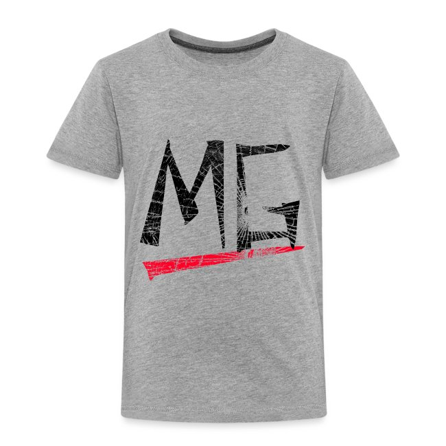 MG Kinder Shirt | grau