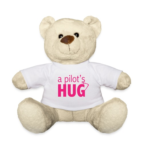 A Pilot´s Hug - Teddy Bear