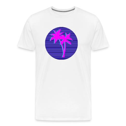 VAPORWAVE - T-shirt Premium Homme