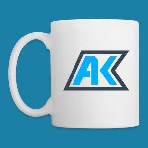 AK Tasse BAM Logo weiß - Tasse