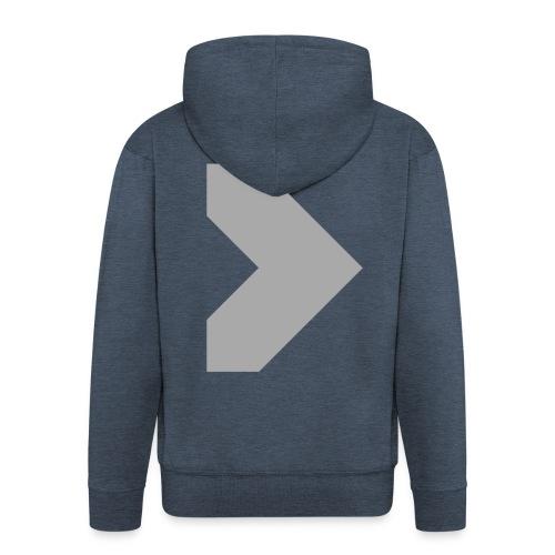 official DUBTRXX hoodie - Men's Premium Hooded Jacket