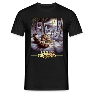 COLD GROUND - Poster - T-shirt Homme