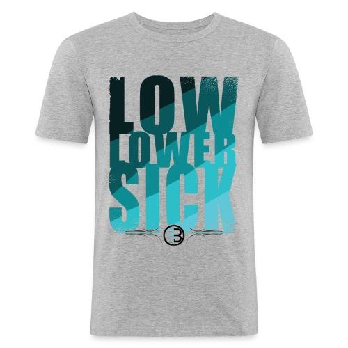 PRNTWRKS Motorwear - Männer Slim Fit T-Shirt