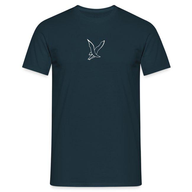 t-shirt blau-d2/3