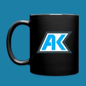 AK Tasse BAM Logo schwarz - Tasse einfarbig