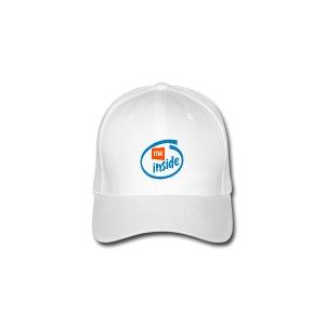 Mi Inside - Cap - Flexfit Baseballkappe