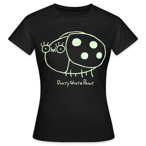 Marvin - Girls - LEUCHTET im Dunkeln - Frauen T-Shirt