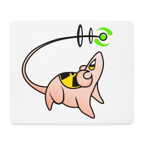 Tapis de souris Nuclear Mousery - Tapis de souris (format paysage)
