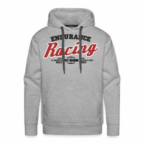 Endurance Racing - Easy braking squadron - Sweat-shirt à capuche Premium pour hommes