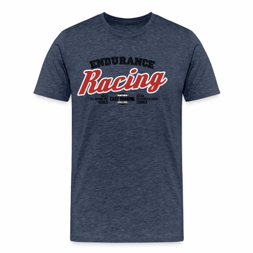 Endurance Racing - Easy braking squadron - T-shirt Premium Homme