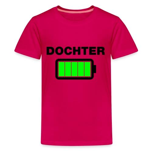 Dochter premium t shirt - Teenager Premium T-shirt