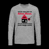 Altes Haus 1967 Langarm-Shirt