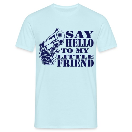 Say Hello - Männer T-Shirt
