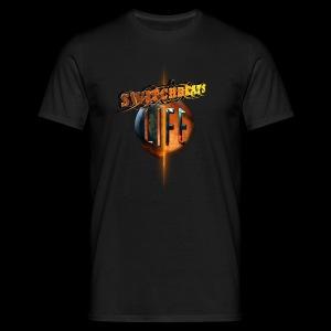 Switchbeats Life tee  - Mannen T-shirt