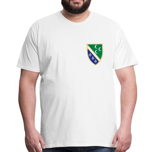 Premium Männer T-Shirt, Sandzak - Männer Premium T-Shirt