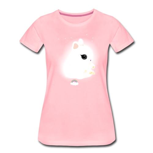 Bunny Bun Ni - Frauen Premium T-Shirt