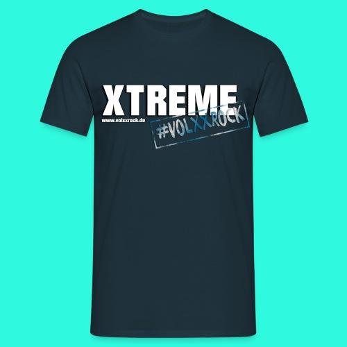 Xtreme Volxxrock Klassiker **Herren** - Männer T-Shirt