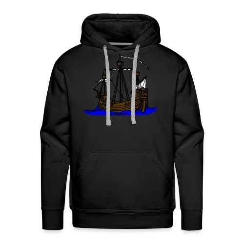 Schiff - Männer Premium Hoodie