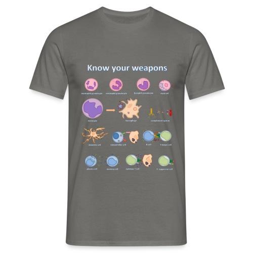 immune system - Men's T-Shirt