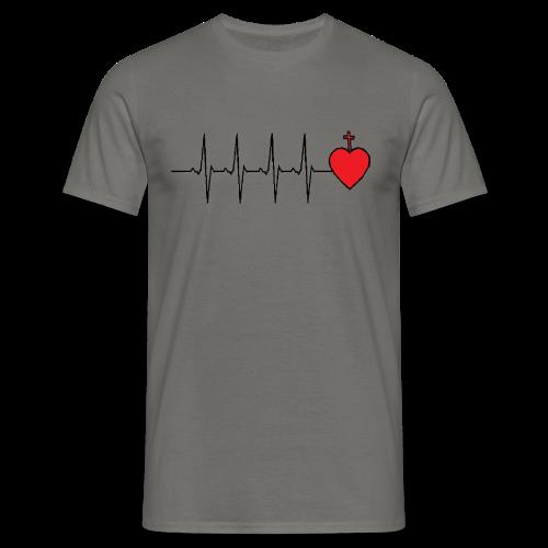 Tee-Shirt Homme B&C : Vivre Vendéen - T-shirt Homme
