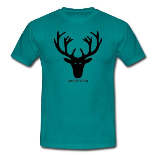 Daddy Deer T Shirt - Men's T-Shirt
