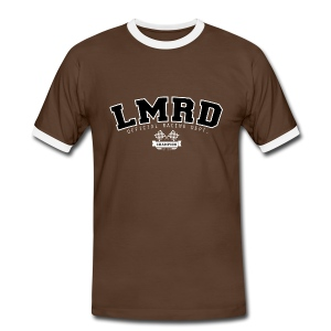 LMRD : official racing department - T-shirt contraste Homme