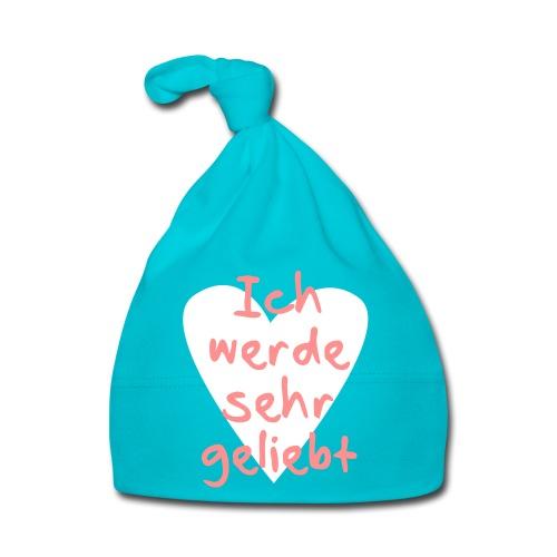 Ich werde sehr geliebt Baby Mütze - Baby Mütze