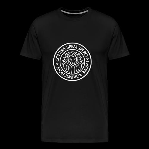 Contra Spem Spero - Men's Premium T-Shirt