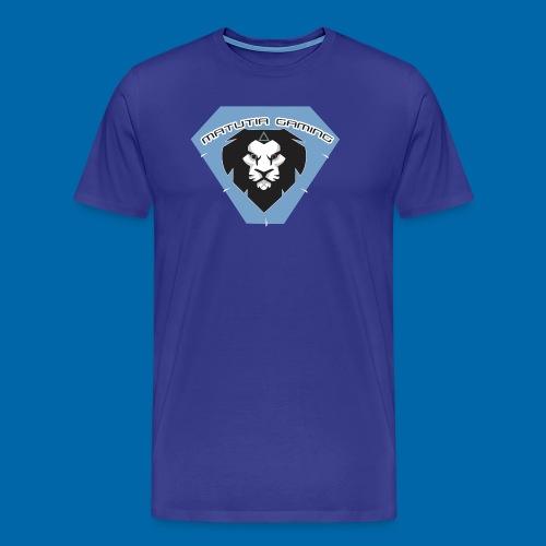 Maglietta blu MATUTIA GAMING gruppo Facebook - Maglietta Premium da uomo
