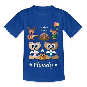 Flovely Friends Kinder T-Shirts - Kinder T-Shirt