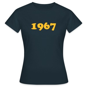 1967-woman - Frauen T-Shirt