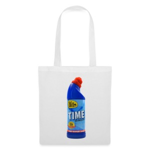 Time Bleach - Tote Bag - Tote Bag