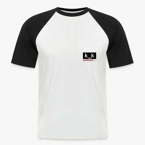 k_k • Baseball. (kurz) - Männer Baseball-T-Shirt