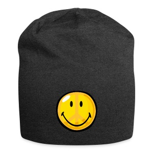 Smiley world Beanie - Jersey Beanie