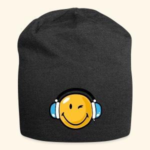 Smiley world Beanie - Jersey Beanie