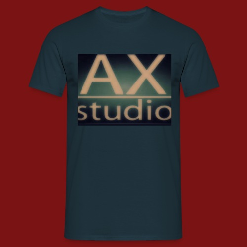 AX Studio T-Shirt - T-shirt herr