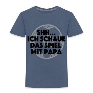 Shh...Spiel läuft T-Shirts - Kinder Premium T-Shirt