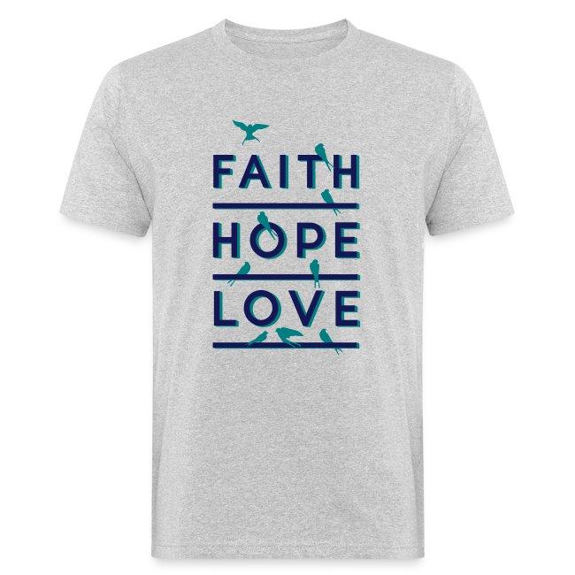 Faires Bio Männer T-Shirt