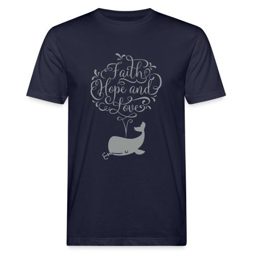 Faires Bio Männer T-Shirt - Männer Bio-T-Shirt