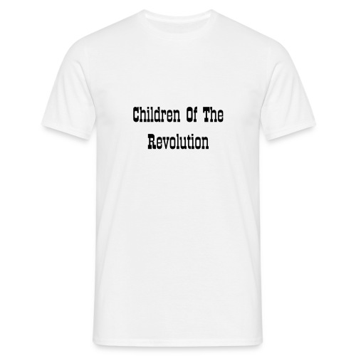Children Of The Revolution - Männer T-Shirt