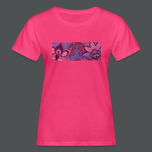 The Meditator - Økologisk T-skjorte for kvinner